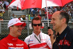 Ralf Schumacher, Toyota Racing, Franz Tost, Scuderia Toro Rosso