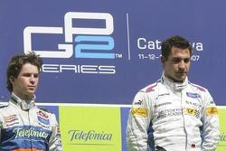 Timo Glock and Javier Villa