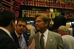 Jeff Simmons visite le Chicago Board of Trade