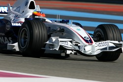 Timo Glock, pilote d'essai, BMW Sauber F1 Team