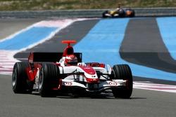 James Rossiter, pilote d'essai, Super Aguri F1 Team