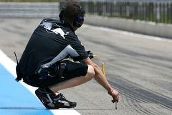 Mécaniciens Scuderia Toro Rosso