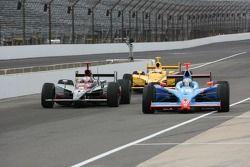 Michael Andretti et Jimmy Kite