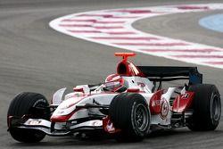 James Rossiter, Test Driver, Super Aguri F1 Team