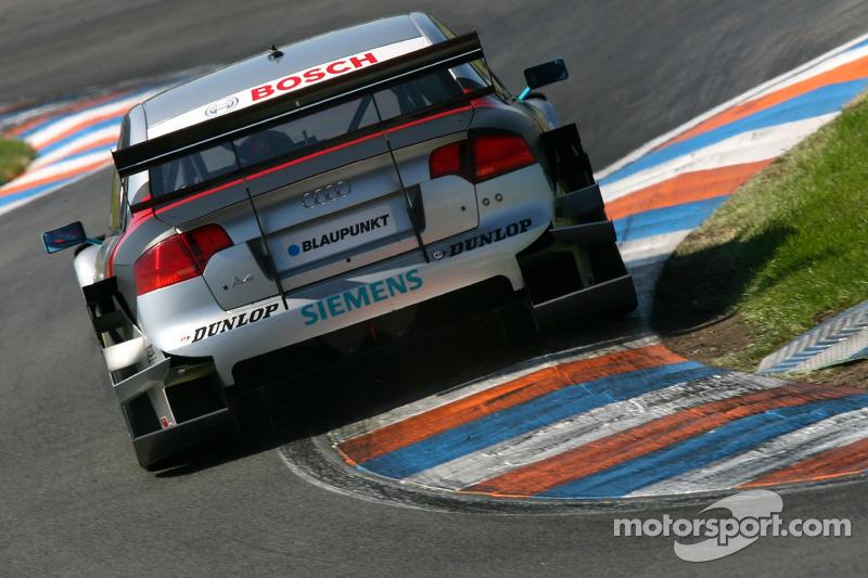 #7: Markus Winkelhock, Audi, A4 DTM 2007