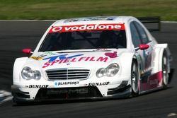 Susie Stoddart, Mücke Motorsport, AMG-Mercedes C-Klasse 2005