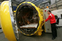 Composites and Autoclaves Department