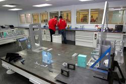 Composites Bonding Department