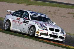 Andy Priaulx, BMW Team UK, BMW 320si WTC