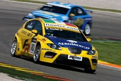 Michel Jourdain, Jr., SEAT Sport, SEAT Leon