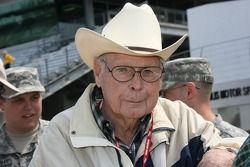 Lloyd Ruby, ancien vainqueur