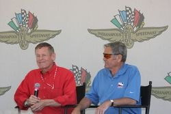 Conférence de presse : Bobby Unser et Al Unser Sr.