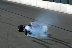 Démo avec Michael Ammermuller, Red Bull F1 Racing
