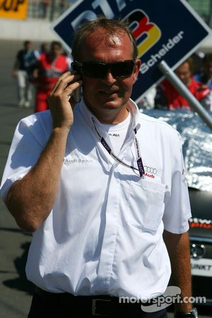 Harry Unflath, Responsable Marketing Abt-Audi