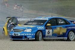 Robert Huff, Team Chevrolet, Chevrolet Lacetti, Tiago Monteiro, SEAT Sport, SEAT Leon