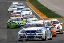 Luca Rangoni, Proteam Motorsport, BMW 320si WTCC