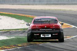 James Thompson, N Technology, Alfa Romeo 156