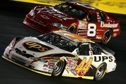 Dale Jarrett y Dale Earnhardt Jr.