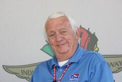 Indy Pro Series : le directeur exécutif Roger Bailey lors de la session de questions/réponses