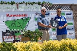 Mat Mladin est intronisé au Infineon Raceway