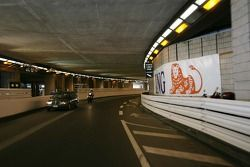 Track activity tunnel