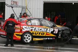 Paul Dumbrell (Supercheap Auto Racing Commodore VE)