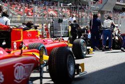 El auto de Alexander Rossi, Racing Engineering