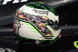 Townsend Bell's Indy 500 helmet
