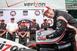 杆位:Will Power, Penske雪佛兰车队