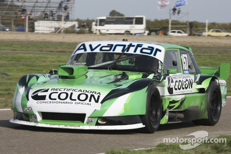 Juan de Benedictis, Alifraco Sport, Ford