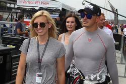 Courtney Force ve Graham Rahal, Rahal Letterman Lanigan Racing