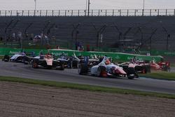 Rennstart: Jack Harvey, Schmidt Peterson Motorsports, in Führung