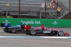 Scott Anderson, Schmidt Peterson Motorsports e R.C. Enerson, Schmidt Peterson Motorsports