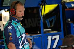 Mike Kelly, crew chief for Ricky Stenhouse Jr.