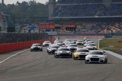 Премьерный этап Audi Sport TT Cup