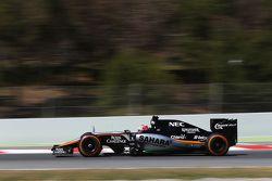 Nico Hülkenberg, Sahara Force India F1 VJM08