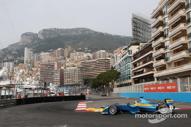 ePrix Formula E Monako