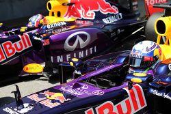 Даниэль Риккардо и Даниил Квят, Red Bull Racing RB11