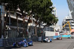 Antonio Felix da Costa, Amlin Aguri and Scott Speed, Andretti Autosport