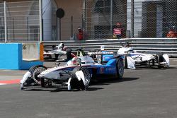 Jean-Eric Vergne and Scott Speed, Andretti Autosport