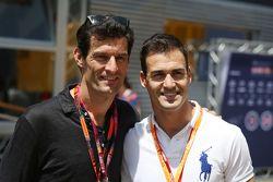 Mark Webber e Dani Sordo