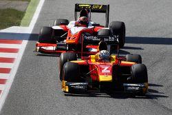 Jordan King, Racing Engineering lidera a Daniel De Jong, MP Motorsport