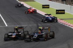 Johnny Cecotto, Hilmer Motorsport et Artem Markelov, RUSSIAN TIME