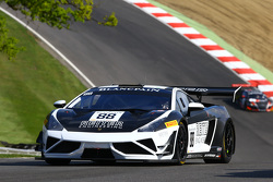 #88 Reiter Engineering Lamborghini Gallardo LP560-4 R-EX : Albert von Thurn und Taxis, Nicky Catsburg