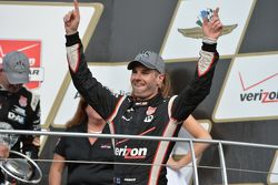 Winnaar: Will Power, Team Penske Chevrolet