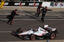 比赛获胜者 Will Power, Penske雪佛兰车队