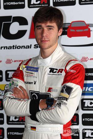 Kelvin van der Linde, Audi TT, Liqui Moly Team Engstler