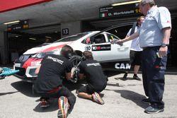 Gianni Morbidelli, 本田思域TCR赛车, West Coast Racing