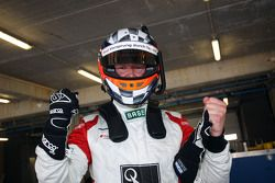 Nicki Thiim, Audi TT, Liqui Moly Team Engstler, pole position