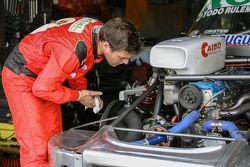 Fahrer, Mechaniker und Cheftechniker Nicolas Bonelli, Bonelli Competicion, Ford